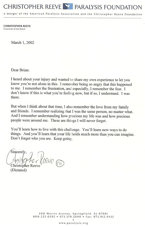 Thank You Letter After For Nursing Assistant Dave Delozier A Cluster Of Scattered Thoughts