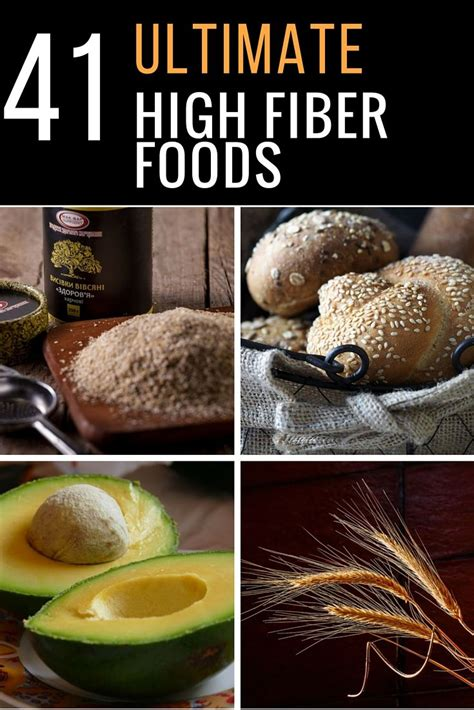 whole grains vegetables and fruits are rich sources of the 25 best high fiber vegetables ideas on