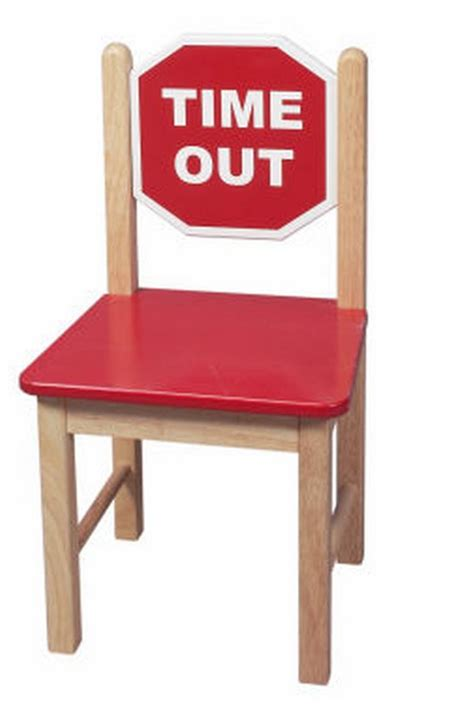 time out chair with timer time out chair diy pinterest