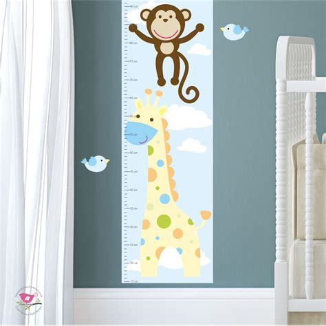 Nursery Wall Stickers Jungle jungle wall stickers for a baby nursery room