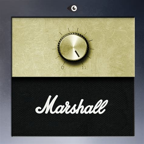 Wall Volume Knob by Free Shipment Marshall Lifier Volume Knob Poster