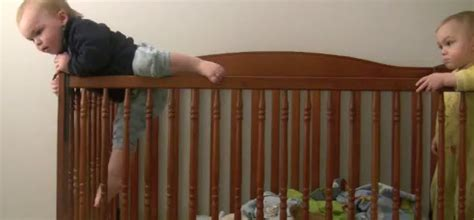 Hip Hop Cribs by This Baby Is A Escapes From His Crib New