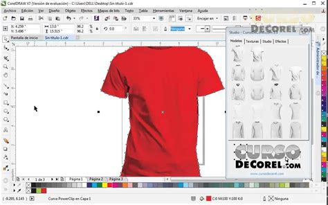corel draw x7 not showing thumbnails camisetas en corel draw x7 youtube