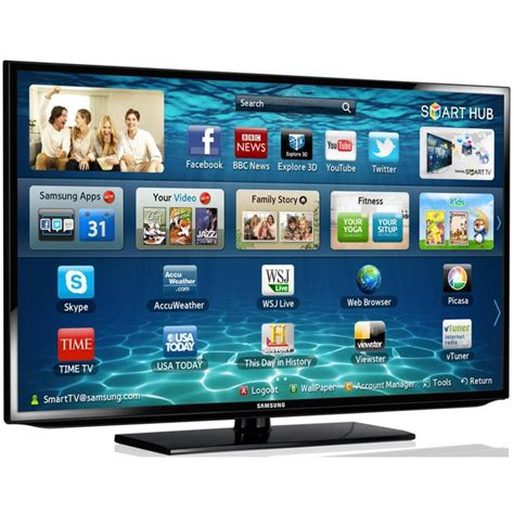 Led Samsung Smart Tv 40 Inch samsung 5300 ue40eh5300 ue40eh5300 series 40 inch smart led tv freeviewhd hd 100hz wifi