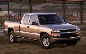 2002 Chevrolet Silverado 1500 Ls Gas Vs Diesel Comparison Review Article Truck Trend