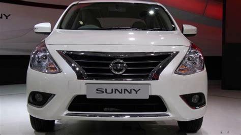 nissan sunny 2017 nissan sunny 2017 edition youtube
