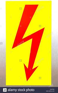 Lightning Bolt Car Warning Light Warning Sign Electricity Lightning Bolt High Voltage