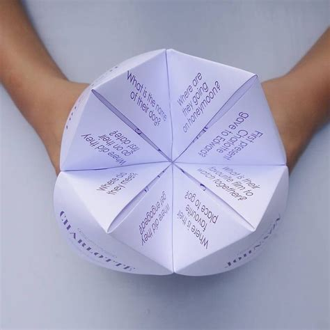 Origami Fortune Teller Ideas - 1000 ideas about paper fortune teller on