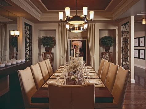 Deco Dining Room by Modern Dining Room Photos Hgtv