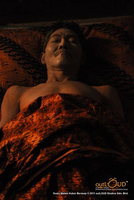 Cempaka Madu sinopsis poster trailer filem suatu malam kubur berasap