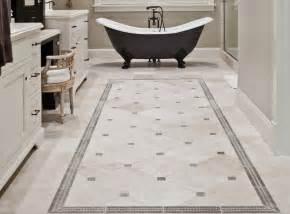 Vintage Bathroom Floor Tile Patterns » Home Design 2017