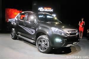 Isuzu Dmax Price Malaysia Gst Updated Isuzu Prices Most Models See Decrease In