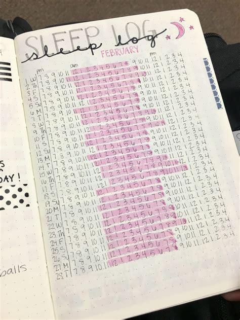 sleep pattern en français die besten 25 bullet journal ideen auf pinterest