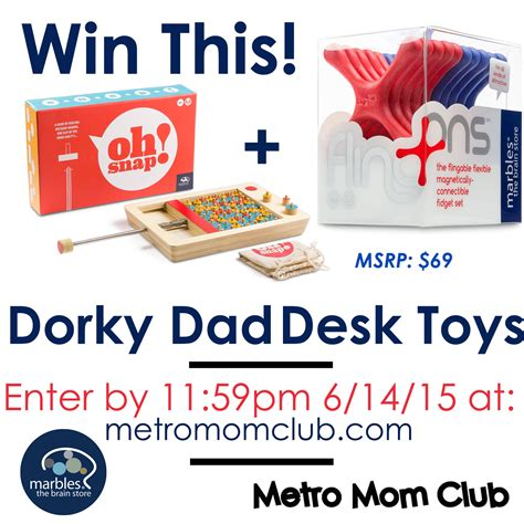 desk toys for engineers win desk toys for dorky dads ended 6 15 metro mom club