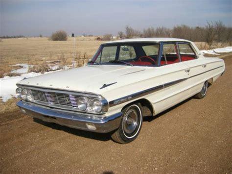 1962 Ford Galaxie 500 4 Door Sedan by Sell Used Ford 1964 Galaxie 500 4 Door Sedan True Barn