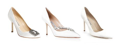 Wedding Shoes Manolo Blahnik by Manolo Blahnik Shoes For Weddings Articles Singaporebrides