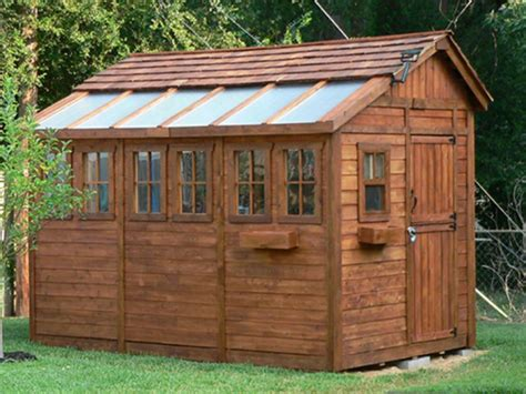 Outdoors Sheds by Shed With Loft Kits 16x24 Studio Design Gallery