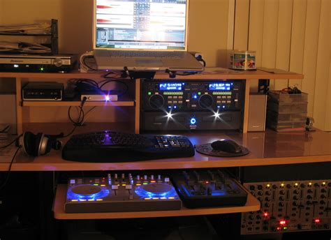my new home dj studio set up woo finally depeche818