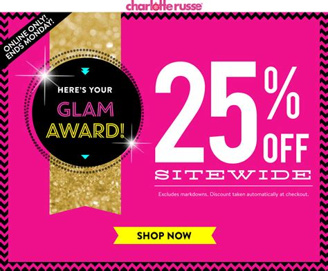 Charlotte Russe Gift Card Code - coupons charlotte russe release date price and specs
