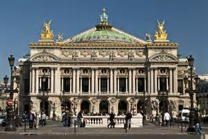 opera house inside palais garnier the paris opera house idesignarch interior design architecture