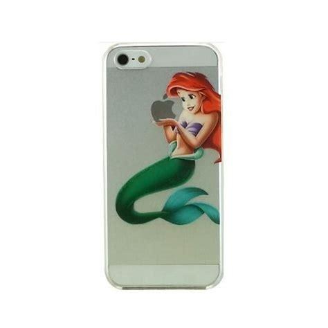 Ariel The Mermaid V1437 Iphone 4 4s 5 5s5c 6 6s 6 P transparent mermaid ariel clear phone cover
