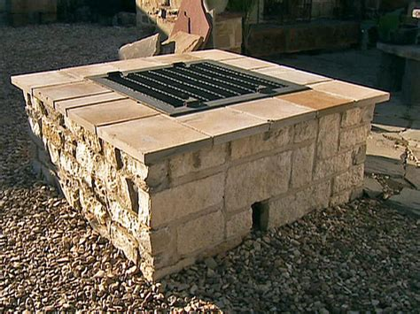 hgtv diy pit outdoor pits and pit safety landscaping ideas