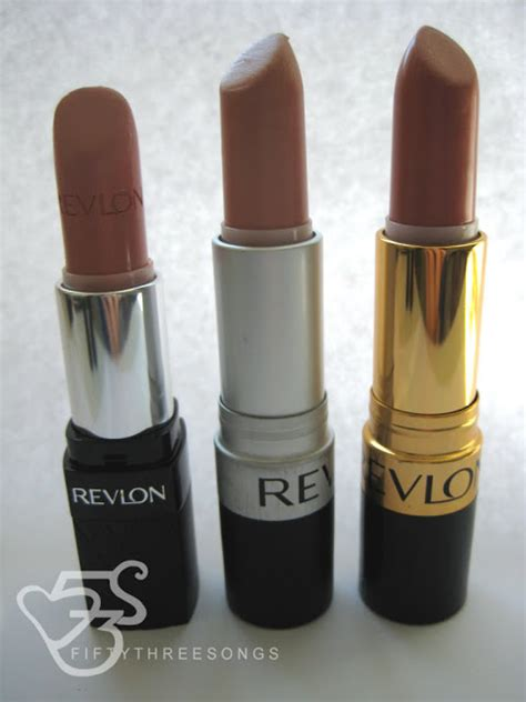 Lipstik Revlon Soft revlon lipsticks soft attitude just