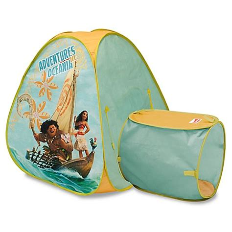 pop up chair hide playhut 174 disney 174 moana hide about pop up tent buybuy baby