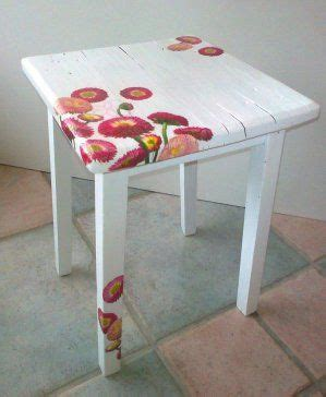 Decoupage Kitchen Table - 752 best painted chair table dresser furniture