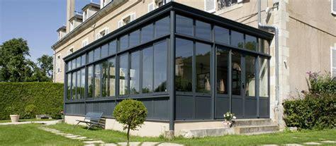 veranda verglasung la v 233 randa orangerie d accueil