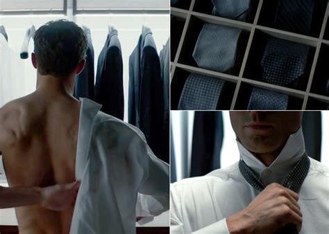 Fifty Shades Of Grey Wardrobe by Fifty Shades Of Grey Teaser Mr Grey Will See You Now