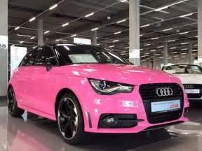 Audi A1 Pink by Pink Audi A1 Audi A1