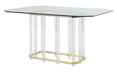 vintage lucite dining table vintage lucite dining table jayson home