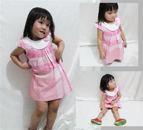 Pakaian Anak Import Branded Dress Pink Fashion jual baju burberry newhairstylesformen2014