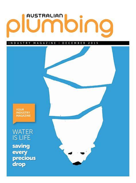 Plumbing Qualifications Australia by Australian Plumbing By Salt Creative Issuu
