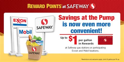 Shop N Save Fuel Perks Gift Cards - safeway exxon fuel rewards program 50 gift card giveaway closed 3 21