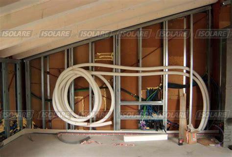 isolamento pareti dall interno coibentazione delle pareti senza intercapedini eseguito