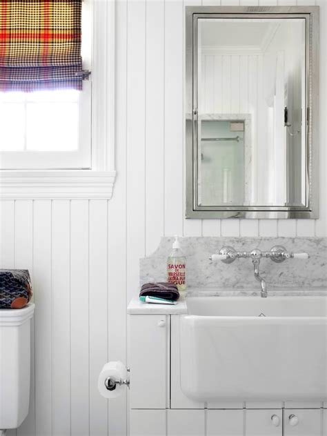 badezimmer backsplashes 19 farmhouse style bathroom designs decorating ideas