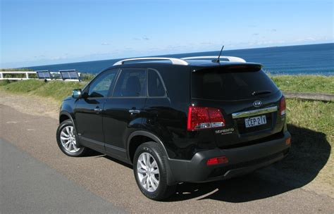 2006 kia sorento reviews kia sorento review photos caradvice