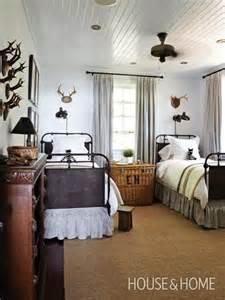 room canadiana cottage
