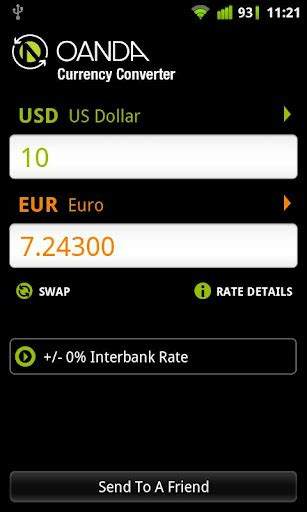 currency converter app app of the week oanda currency converter mobiles please blog