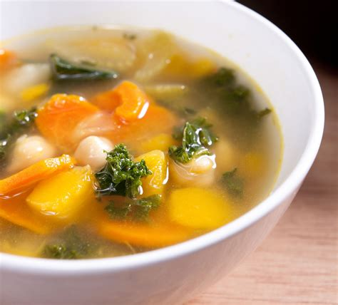 easy homemade vegetable soup recipe