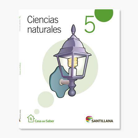 bajar libro de ciencias naturales de 6 grado de la sep ciencias naturales 5 santillana