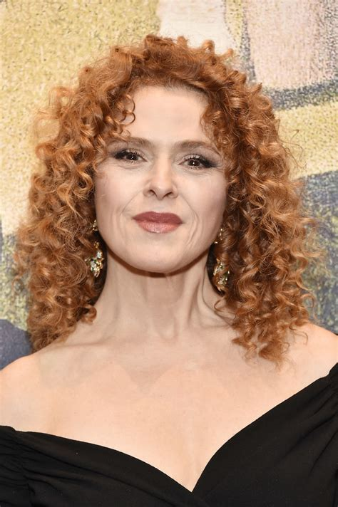 bernadette hairstyle how to bernadette peters medium curls medium curls lookbook