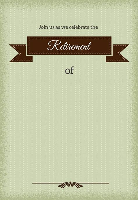 25 Unique Retirement Invitations Ideas On Pinterest Retirement Ideas Happy Retirement And Retirement Template
