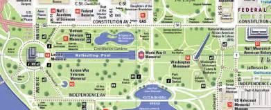 Washington Dc Mall Map by Washington Dc Map By Vandam Washington Dc Mallsmart Map