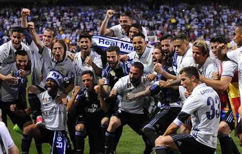 real madrid five games that won real madrid la liga the new indian