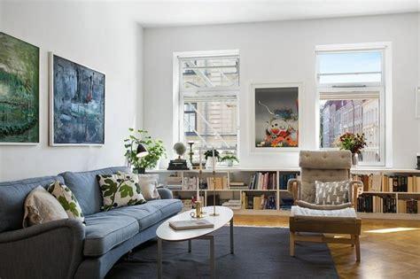 grauer teppich wohnzimmer skandinavisch einrichten 60 inneneinrichtung ideen f 252 r