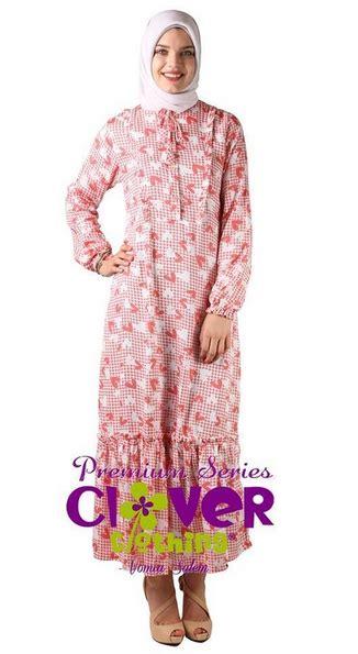 Gamis Santai muslimah fashion variasi model gamis terbaru 2016 untuk