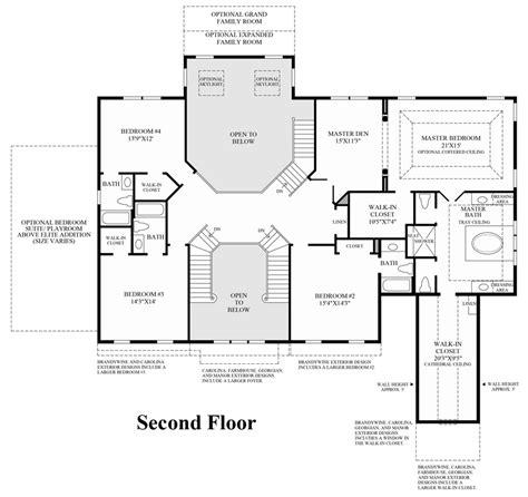 nv homes floor plans nv homes monticello floor plan